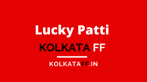 Kolkata FF Lucky Patti
